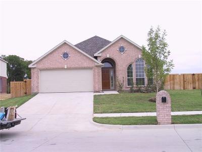 McKinney Single Family Home For Sale: 2300 Trinity Lane