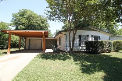 Farmers Branch Single Family Home For Sale: 2533 Avenel Drive