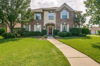 Keller Single Family Home For Sale: 1317 Shropshire Court