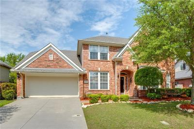 McKinney Single Family Home For Sale: 8508 Spectrum Drive