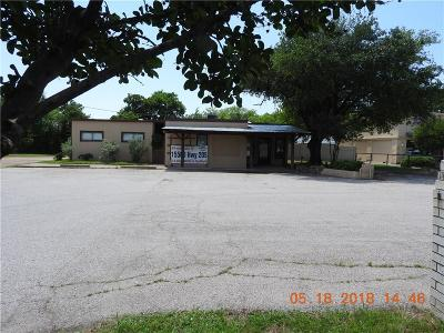 Terrell Commercial Lease For Lease: 109 State Highway 205 Highway