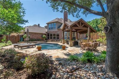 Allen Single Family Home For Sale: 1201 Granbury Drive