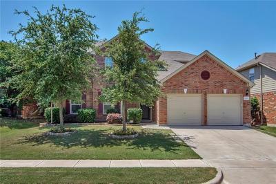 Fort Worth Single Family Home For Sale: 4824 Red Velvet Road