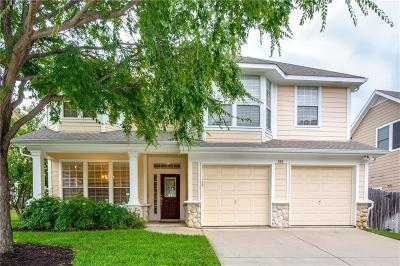 Grapevine Single Family Home For Sale: 108 Satinwood