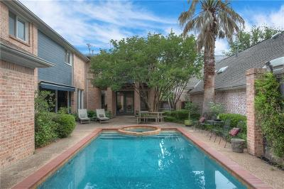 Fort Worth Single Family Home For Sale: 4005 W 5th Street