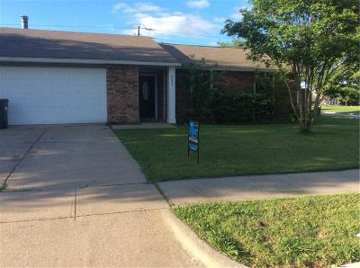 The Colony Residential Lease For Lease: 5541 Gates Drive