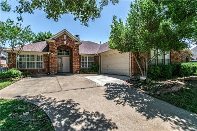 Rowlett Single Family Home For Sale: 2402 Brittany Drive