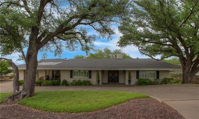 Fort Worth Single Family Home For Sale: 6332 Juneau Road