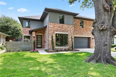 Dallas Single Family Home For Sale: 514 Hambrick Road