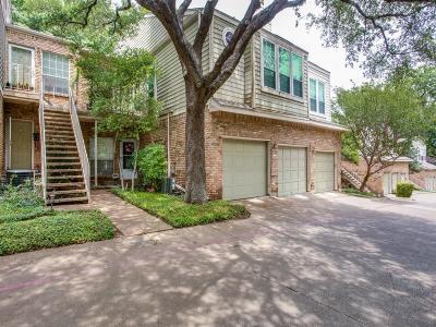 Dallas Condo For Sale: 7151 Gaston Avenue #105