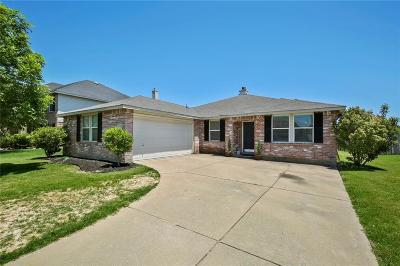 Royse City Single Family Home Active Option Contract: 1232 Evergreen Street