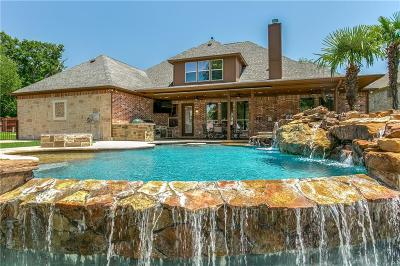 Euless Single Family Home Active Option Contract: 713 Knott Court