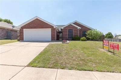 Arlington Single Family Home For Sale: 6106 Twin Maple Drive