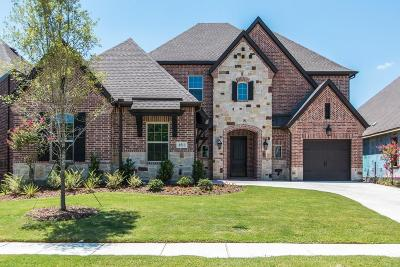 McKinney Single Family Home For Sale: 6513 Alderbrook Place