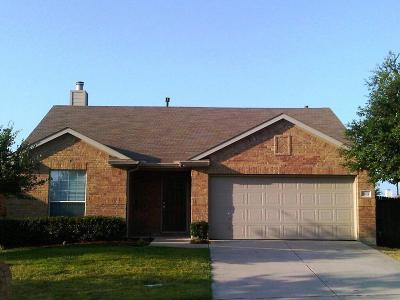 McKinney Single Family Home For Sale: 2604 Prescotte Pointe