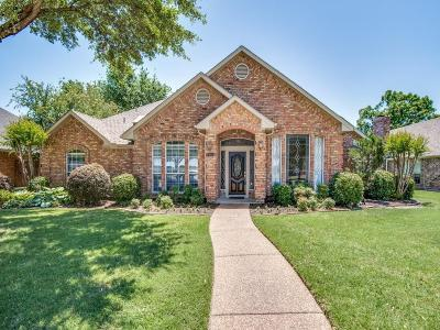 Coppell Single Family Home For Sale: 825 Falcon Lane