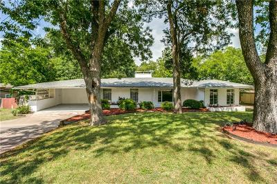 Dallas Single Family Home For Sale: 2106 Lanark Avenue