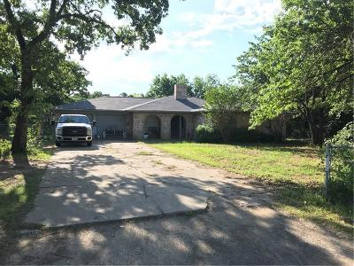 Azle Single Family Home For Sale: 10860 Liberty School Road