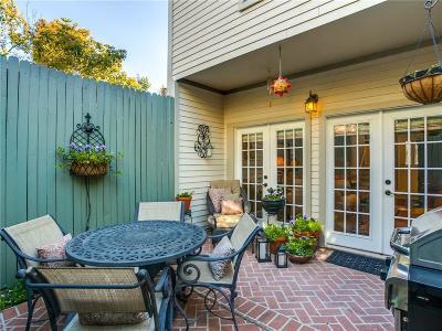 Dallas Condo For Sale: 4130 Wycliff Avenue #108