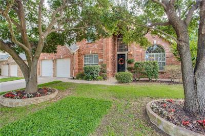 Flower Mound Single Family Home For Sale: 1517 Harvest Glen Drive