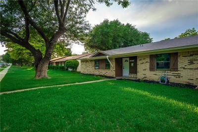 Mesquite Single Family Home For Sale: 3625 Hilton Drive