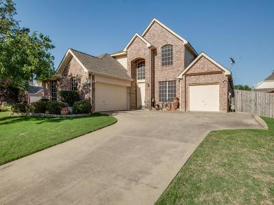Mansfield TX Single Family Home For Sale: $345,000