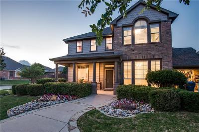 Denton Single Family Home For Sale: 4144 Boxwood Drive