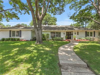Overton Park Add, Overton Woods Add, Tanglewood Add Single Family Home For Sale: 3849 Arroyo Road
