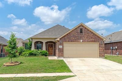 Fort Worth Single Family Home Active Option Contract: 9041 Weller Lane