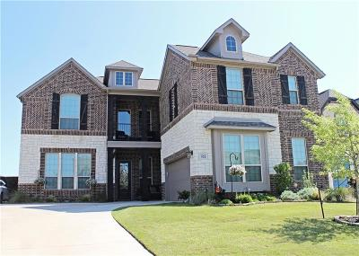Burleson Single Family Home For Sale: 921 Sandy Hill