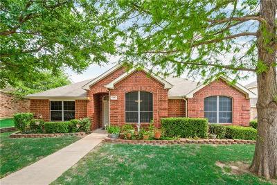 Rowlett Single Family Home Active Option Contract: 5401 Alazan Bay Drive