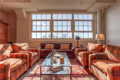 Fort Worth Condo For Sale: 2600 W 7th Street #2452