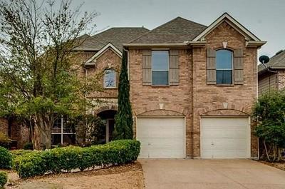 McKinney Single Family Home For Sale: 6505 Canyon Crest Drive