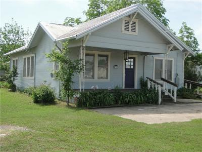 Groesbeck, Kosse Single Family Home For Sale: 108 N Mignonette Street N