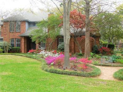 Keller Single Family Home Active Option Contract: 1409 Belaire Drive