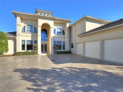 Single Family Home For Sale: 5615 Oak Falls Circle