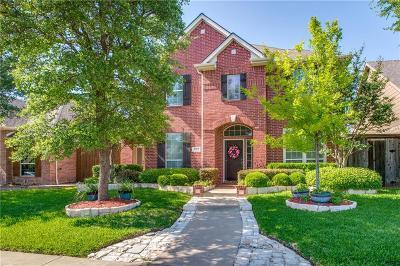 Frisco Single Family Home For Sale: 4104 Navarro Way