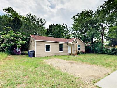 Dallas Single Family Home For Sale: 534 Pleasant Vista Drive
