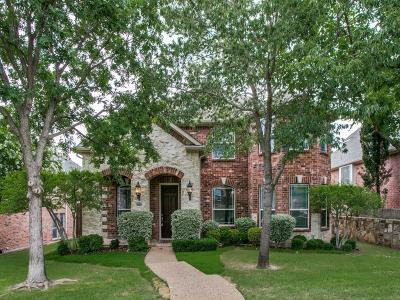 McKinney Single Family Home For Sale: 3800 Landsdowne Drive