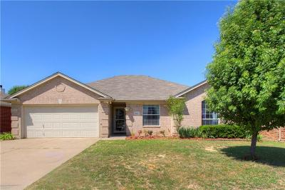 Mansfield TX Single Family Home For Sale: $215,000