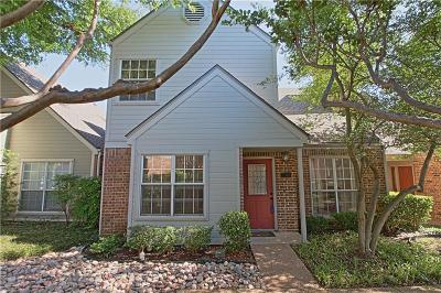 Dallas Condo For Sale: 17725 Windflower Way #110