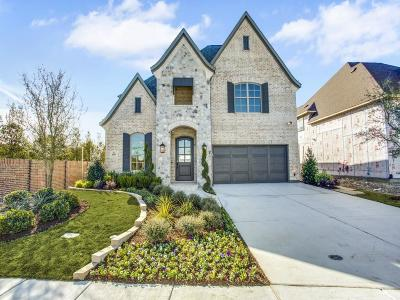 Plano Single Family Home For Sale: 4500 Helston Drive