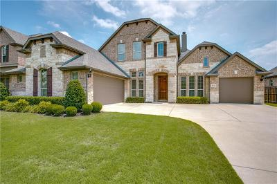 Fort Worth TX Single Family Home For Sale: $475,000