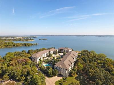 Lake Dallas Condo For Sale: 500 Waters Edge Drive #121