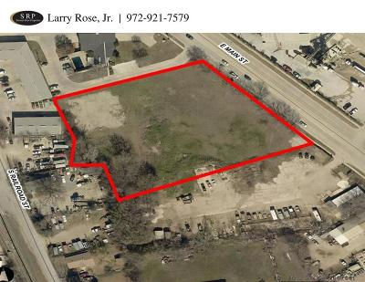 Lewisville Commercial Lots & Land For Sale: 760 E Main Street