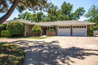 Fort Worth Single Family Home For Sale: 5912 Woodway Drive