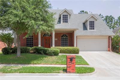Arlington Single Family Home For Sale: 6409 Fannin Drive