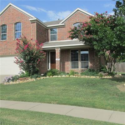 Fort Worth Single Family Home For Sale: 9918 Gessner Drive