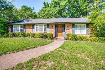 Dallas Single Family Home Active Option Contract: 119 Classen Drive