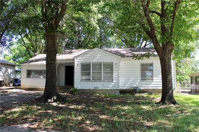 Rockwall TX Single Family Home For Sale: $145,000